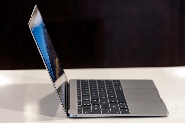 Параметры MacBook12