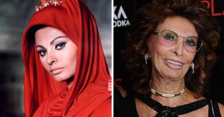 23 любимых кинозвезды прошлых лет тогда и сейчас