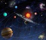 Текущее положение планет